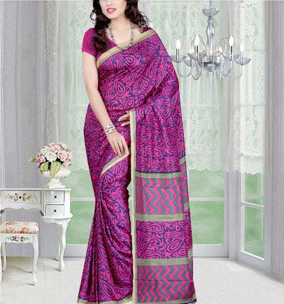 Art-Silk-Printed-Saree-Blog