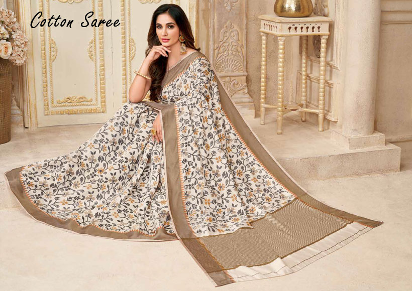 How to Get Simple Cotton Saree to Experience Comfort & Fashion in Summer