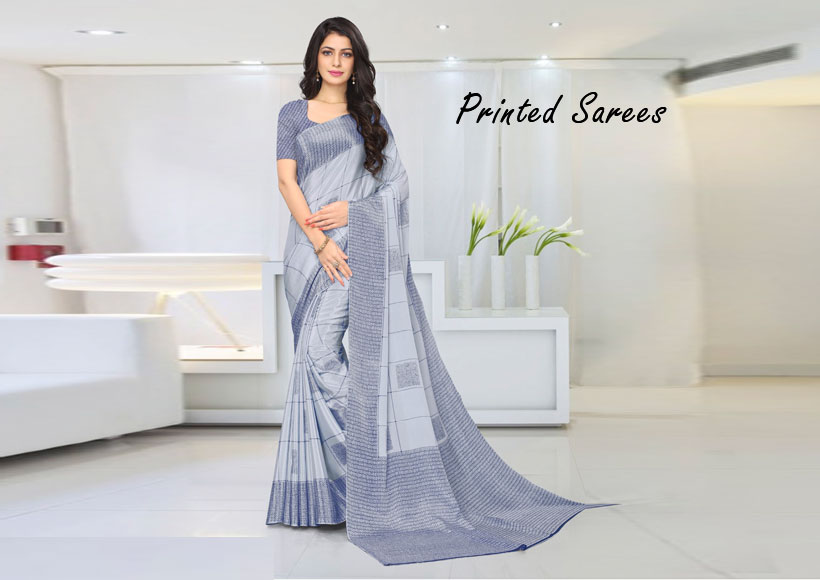 How to Get a Classy Printed Saree that is Cheap and Good quality, for Daily wear
