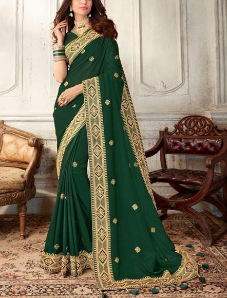 Rangoli-Silk-Saree-Jari-Border