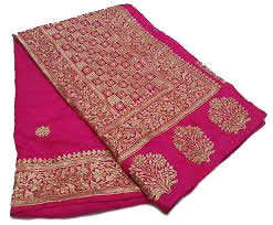 Sana-Silk-Saree-Pitha-Work