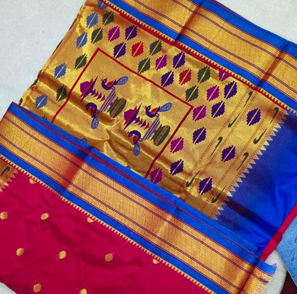Paithani-Saree-Art-Silk