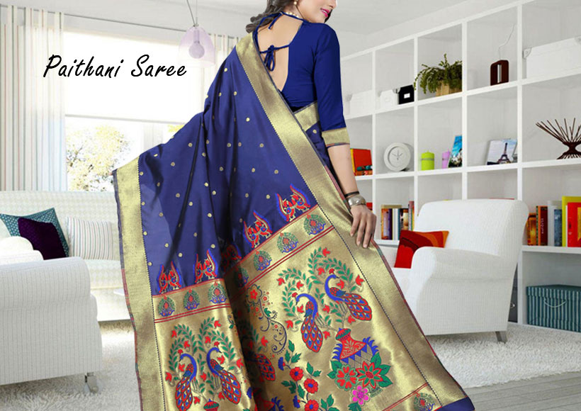 Want to Buy a Stunning Paithani Saree, This Guide will help You