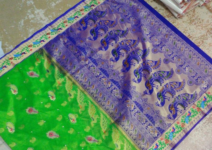 Paithani-Saree-Pallu