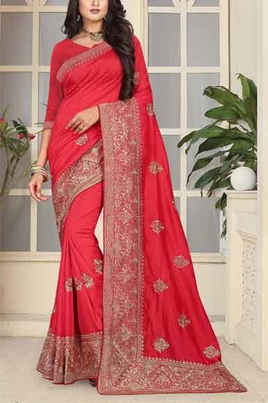 Vichitra-Silk-Saree-Image-1