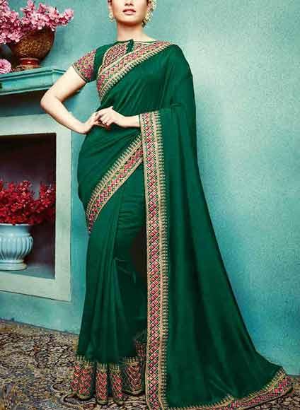 Vichitra-Silk-Saree-Image-4