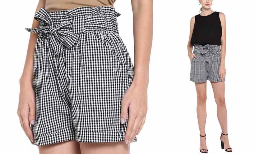 High-Rise-Shorts