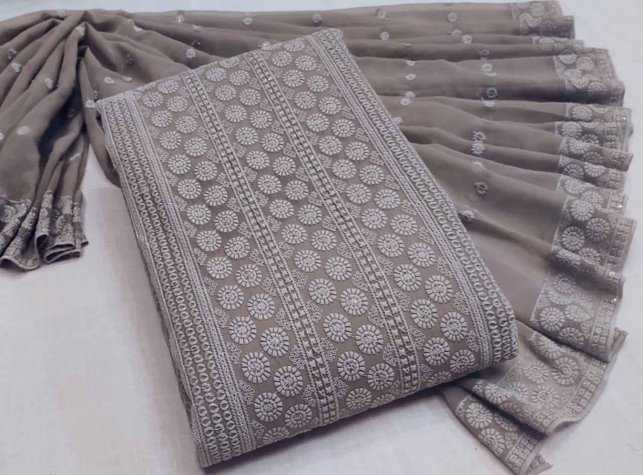 Chiffon-Chikankari-Dress-Material-for-Women