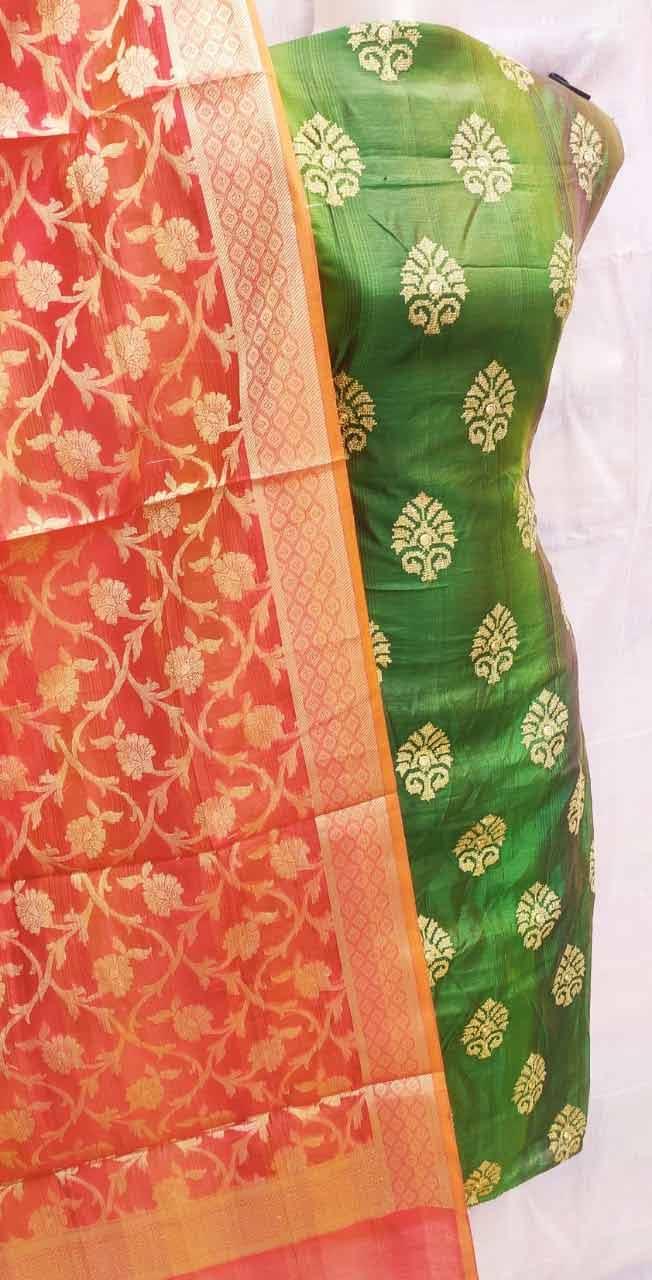 Banarasi-Dress-Material