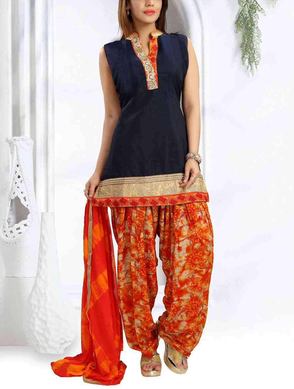 Patiala-Dress-Material
