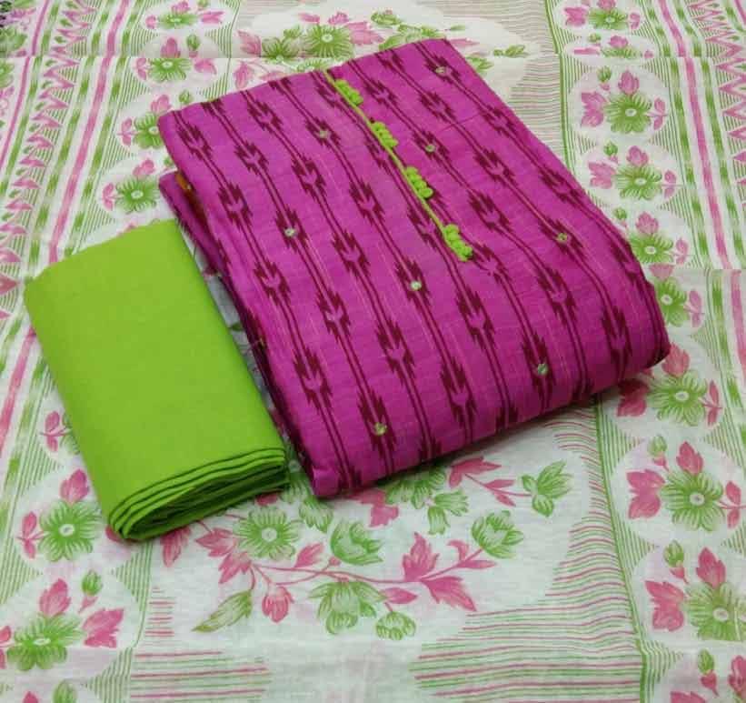 Handloom-Cotton-Dress-Material-for-Women